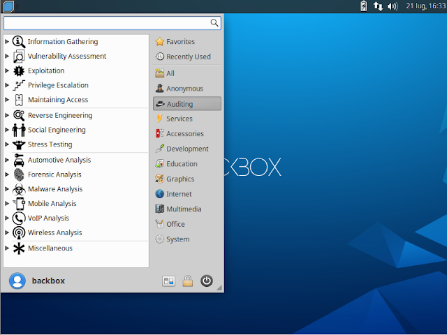 BackBox Linux 6.0
