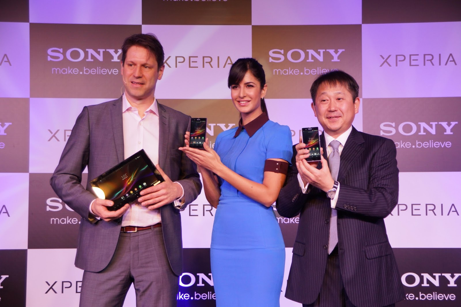 sony xperia z smartphone launch in india