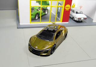 Hot Wheels Super Treasure Hunt nsx