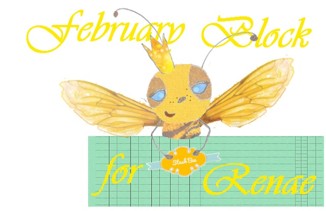 Queen Bee Graphic, Quilting Bee