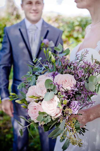 Fleuriste mariage Lyon, bouquet de mariée