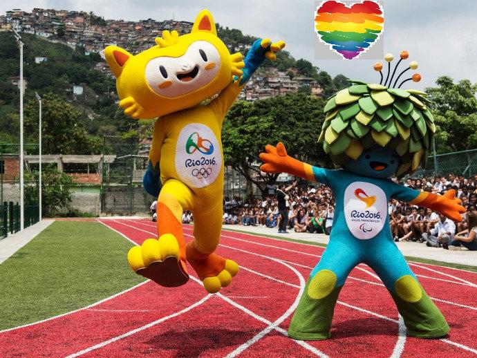73ddd3dd82 Balanço da primeira semana dos Jogos do Rio 2016  A Olimpíada com mais  pessoas LGBT se destacando