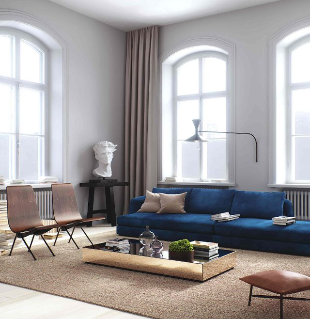 Stylish Design for Swedish Apartment