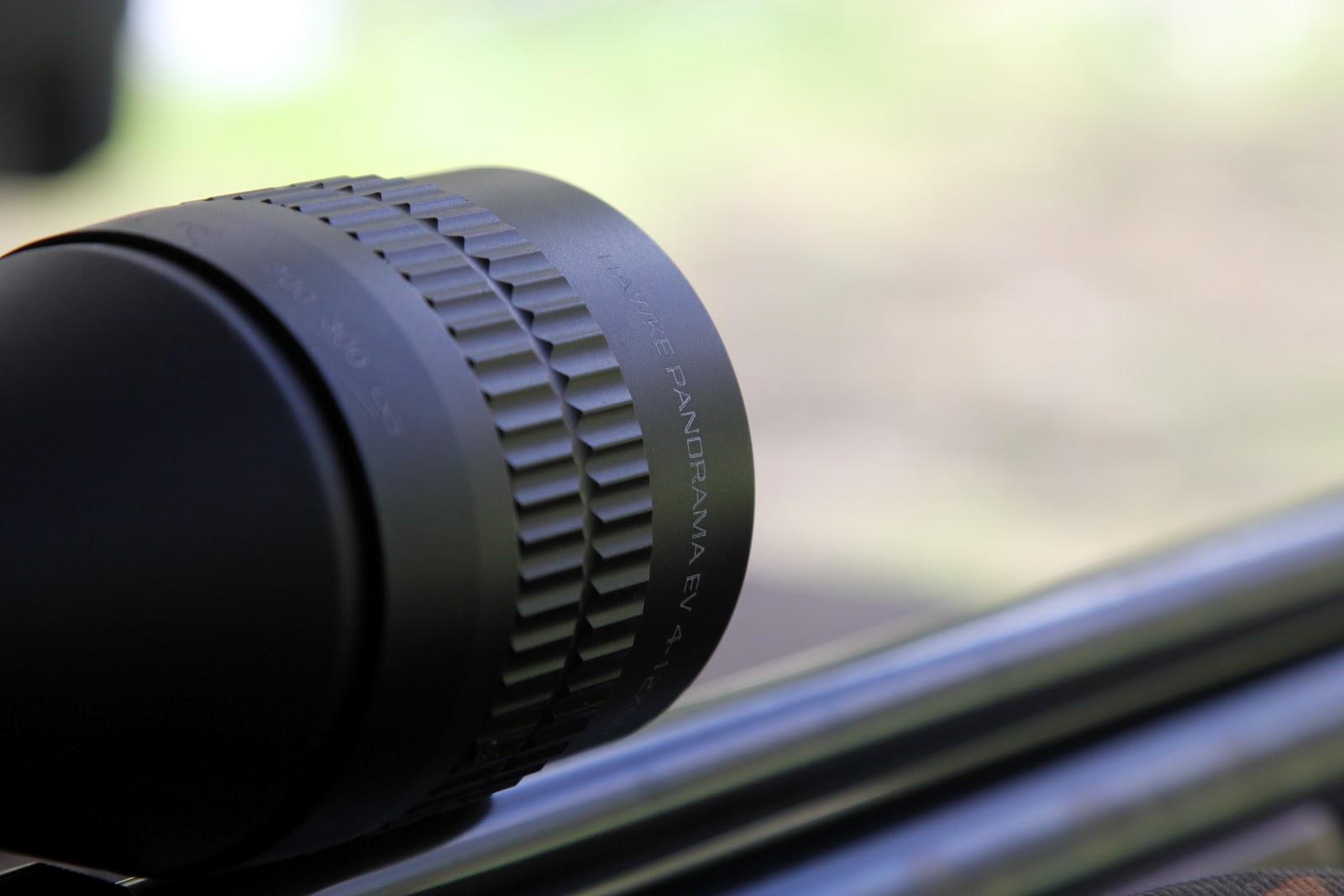Country Pursuits TV BLOG: John Bowkett Custom Rifle has arrived!