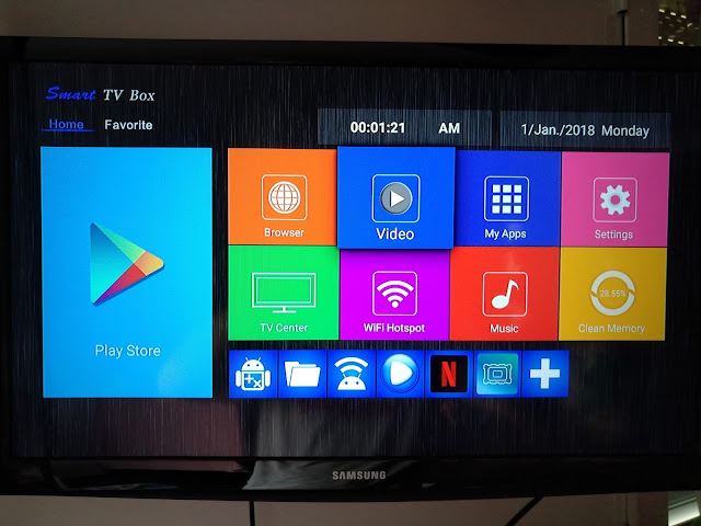 THL Super Box Android TV