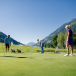 Hotel Golf Lodge in Südtirol