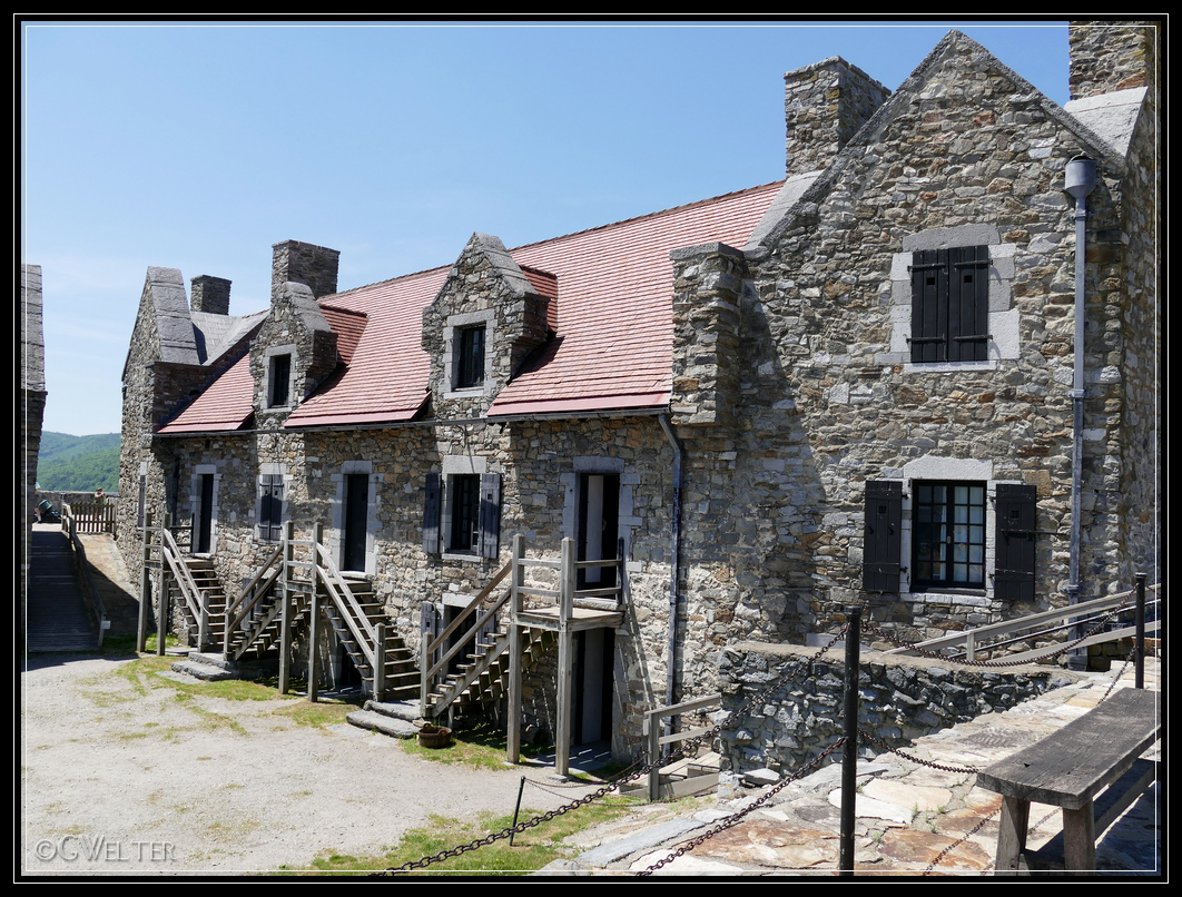 National Historic Register Site, Fort Ticonderoga