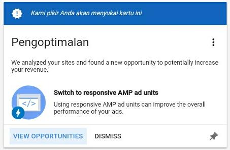 Unit Baru AdSense Responsive untuk Template AMP