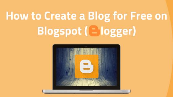 free blog blogger blogspot
