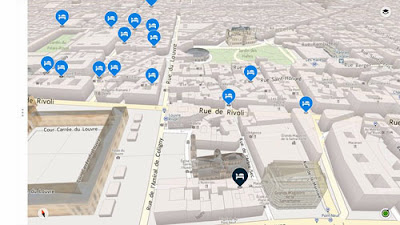 Nokia HERE Maps for Windows 8.1