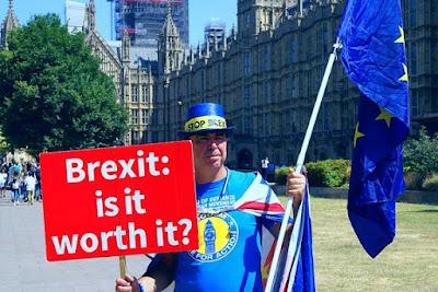 Brexit pour l'économie Britannique