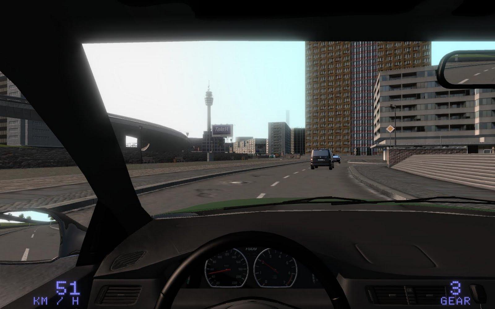 driving simulator 2011 pc. Black Bedroom Furniture Sets. Home Design Ideas