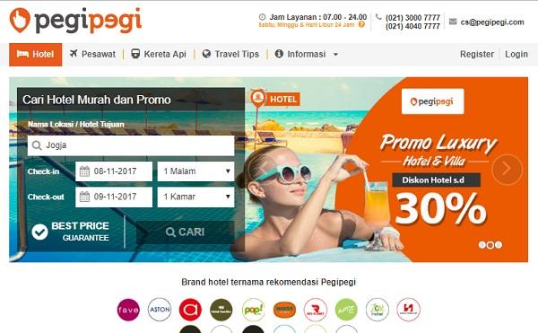 pesan tiket di situs travel murah pegipegi