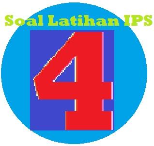 Soal UAS/ PAS IPS Kelas 4 SD Semester 1