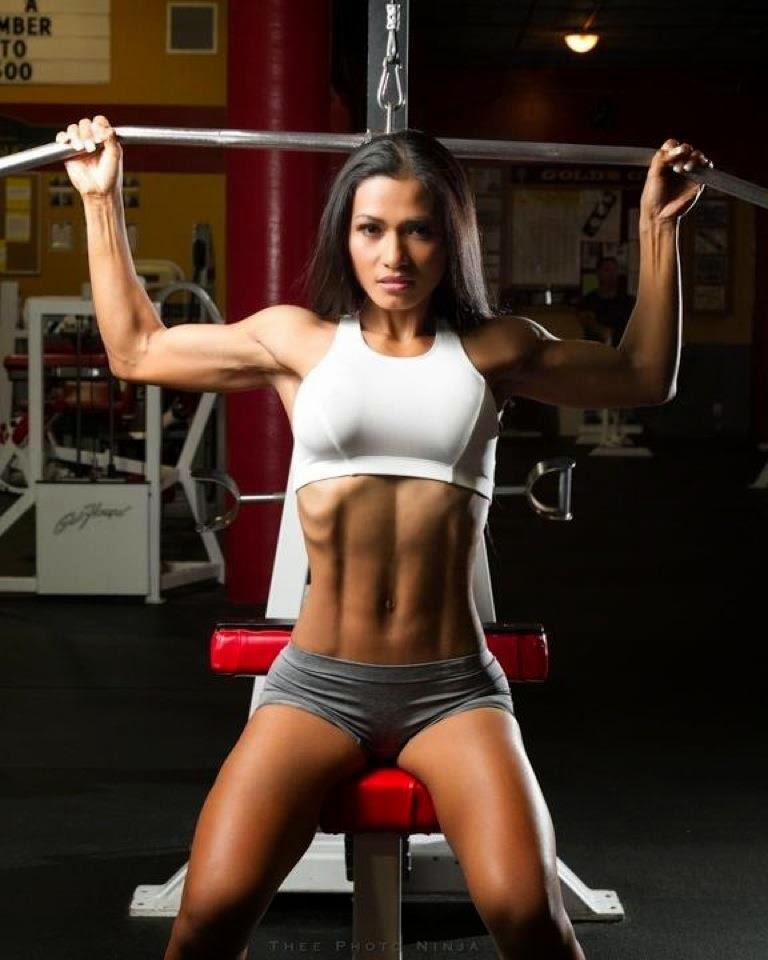 Belleza femenil: Proteínas para un cuerpo femenino y fuerte