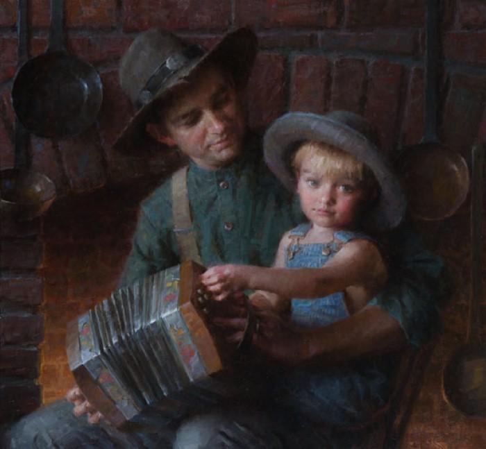 Американский художник. Morgan Weistling 11