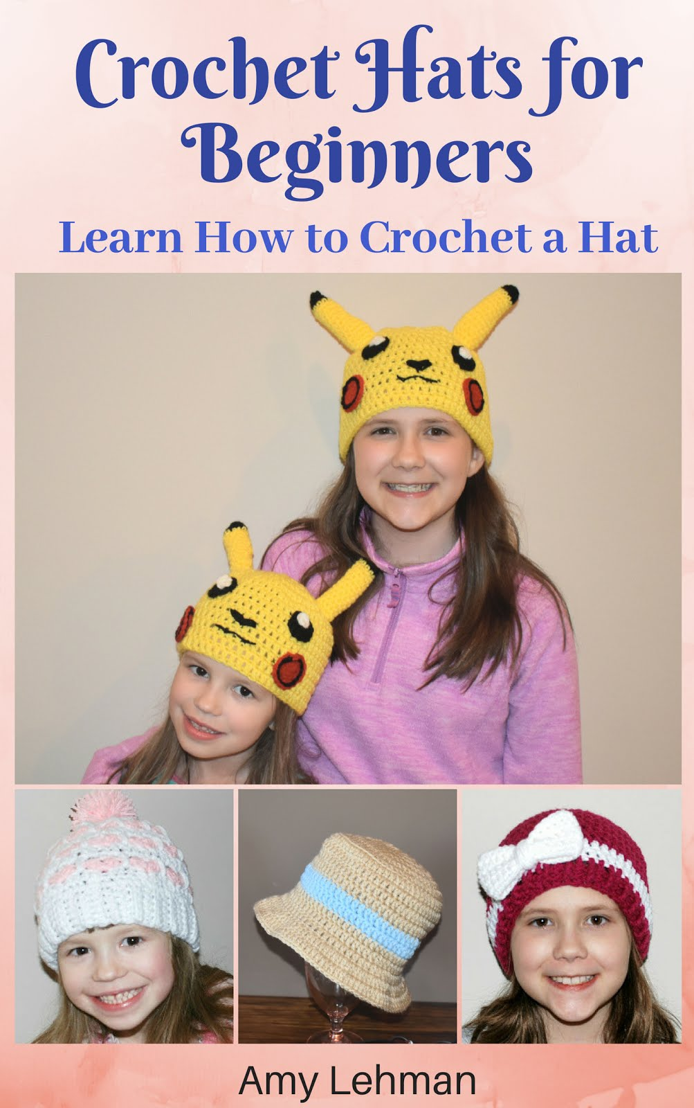 Crochet Hats eBook