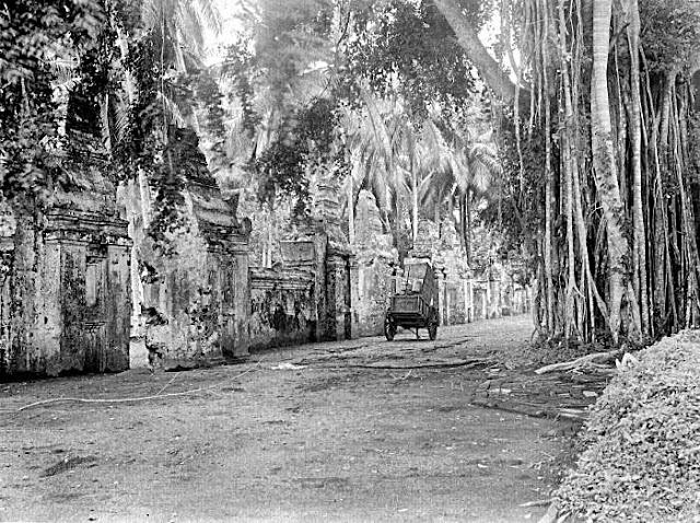 objek wisata di serang Kraton Surosowan
