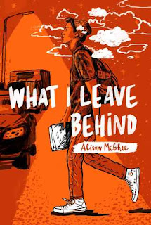 What I Leave Behind, Alison McGhee, InToriLex