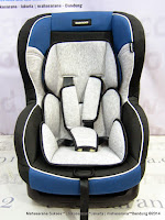 BabyDoes BD875 Convertible Baby Car Seat - Rear and Forward Facing