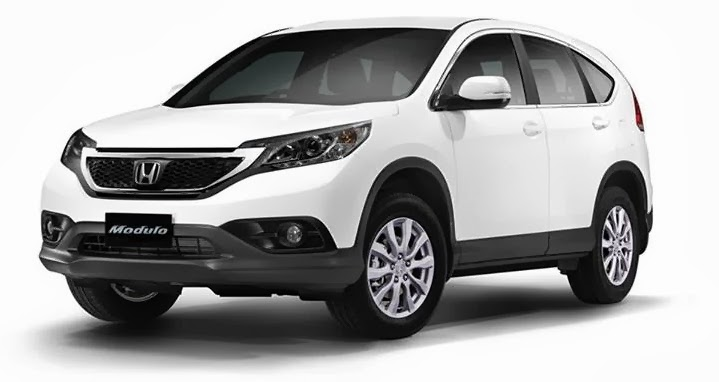 Honda CR-V 2.0 V Modulo Limited Model