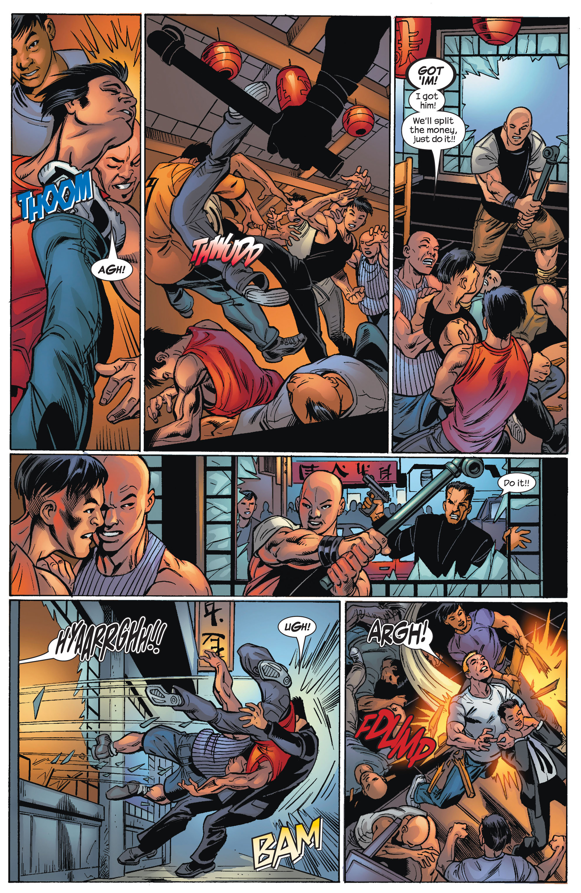 Read online Ultimate Spider-Man (2000) comic -  Issue #81 - 14