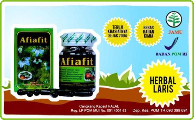 Afiafit Nutrisi Herbal Terbaik Untuk Anda