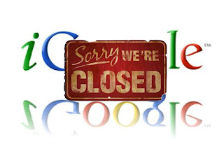 Google Products' shut-down