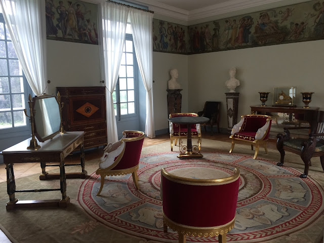 The Frieze Room, Château de Malmaison, France