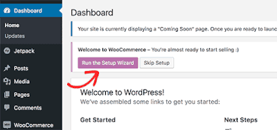 How to create a WordPress e-commerce shop ?