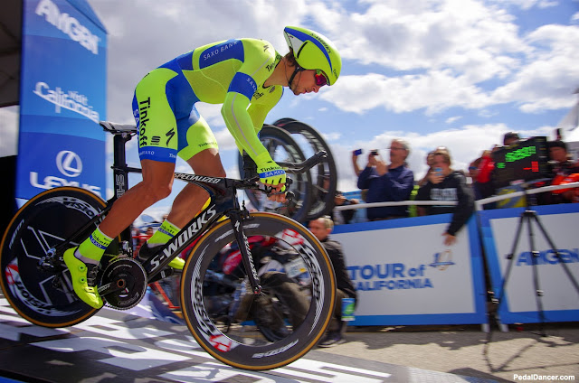 Peter Sagan time trial