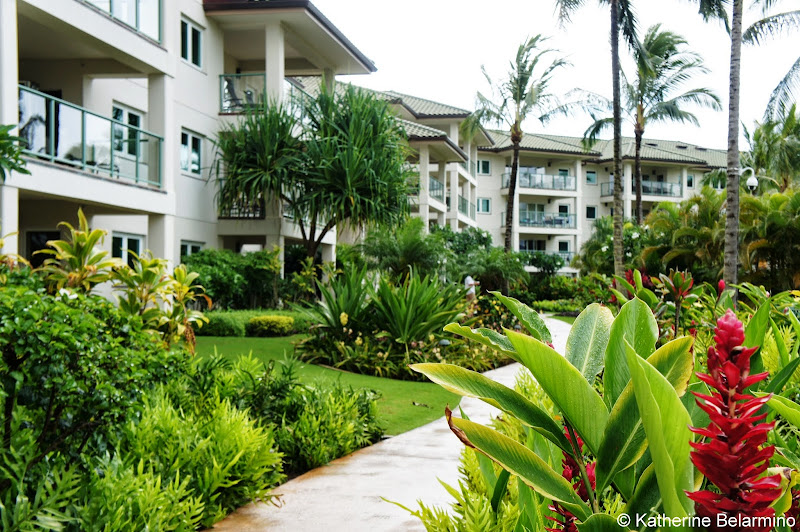 Marriott's Kauai Lagoons Villas Hawaii