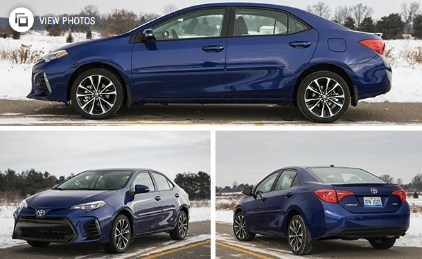 2020 Toyota Corolla Automatic Review - ewhatcar.com - 2017, 2018, 2019 ...