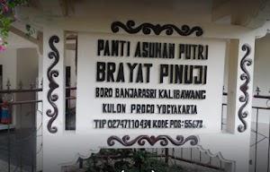 DAFTAR PANTI ASUHAN DI BANJARASRI KALIBAWANG KULON PROGO