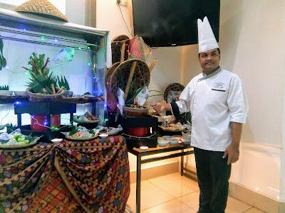 "Ramadhan Buffet ""Tradisi Nostalgia"" Iftar 1439/2018M"
