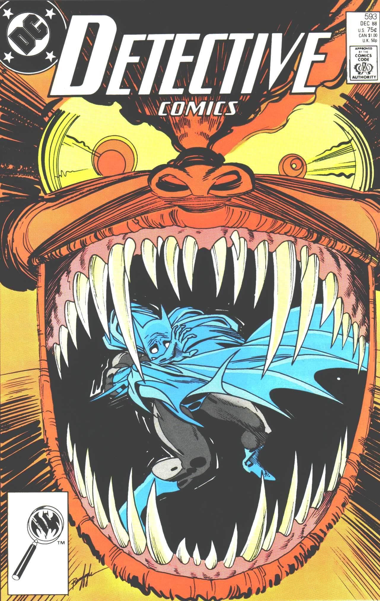 Detective Comics (1937) 593 Page 1