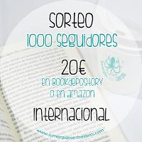 Sorteo Internacional: 1000 seguidores