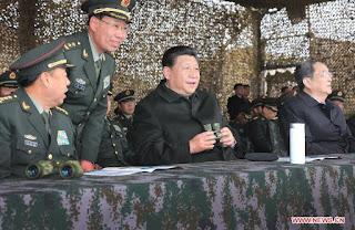 ο Κινέζος πρόεδρος Σι Τζινπίνγκ