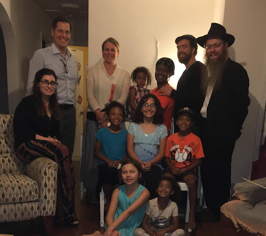 Our First Baltimore Noahide Class!