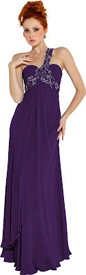 plus size long prom dresses in purple for goddess gowns