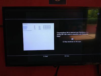 Mengaktifkan Debug Setting PS3 OFW Secara Offline 2