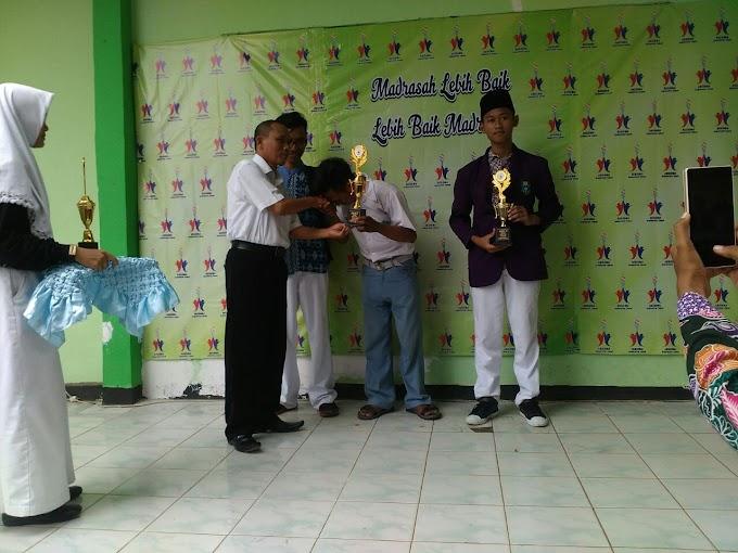 Juara 2 Catur MA Se Kab Tuban HAB Kemenag RI 2017