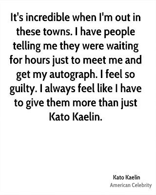 Celebrity Autograph Quotes
