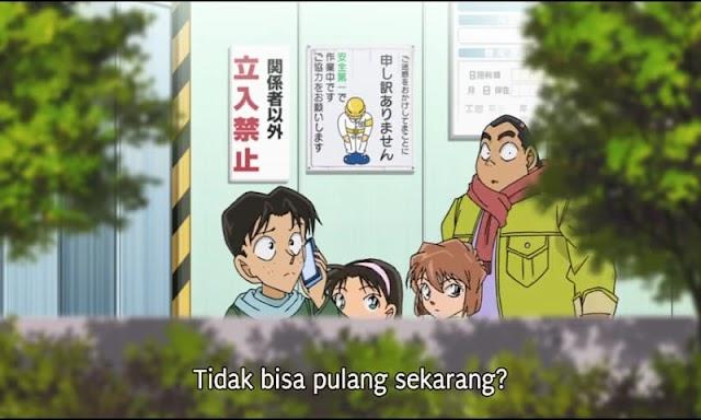 Episode 923 : Hari Tanpa Conan