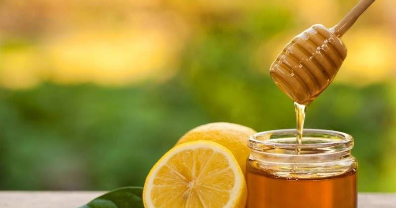 العسل الأبيض والليمون للتخلص من السمنة