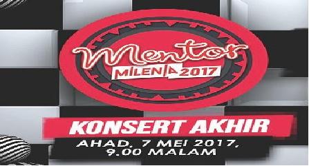Juara Mentor Milenia 2017 tv3