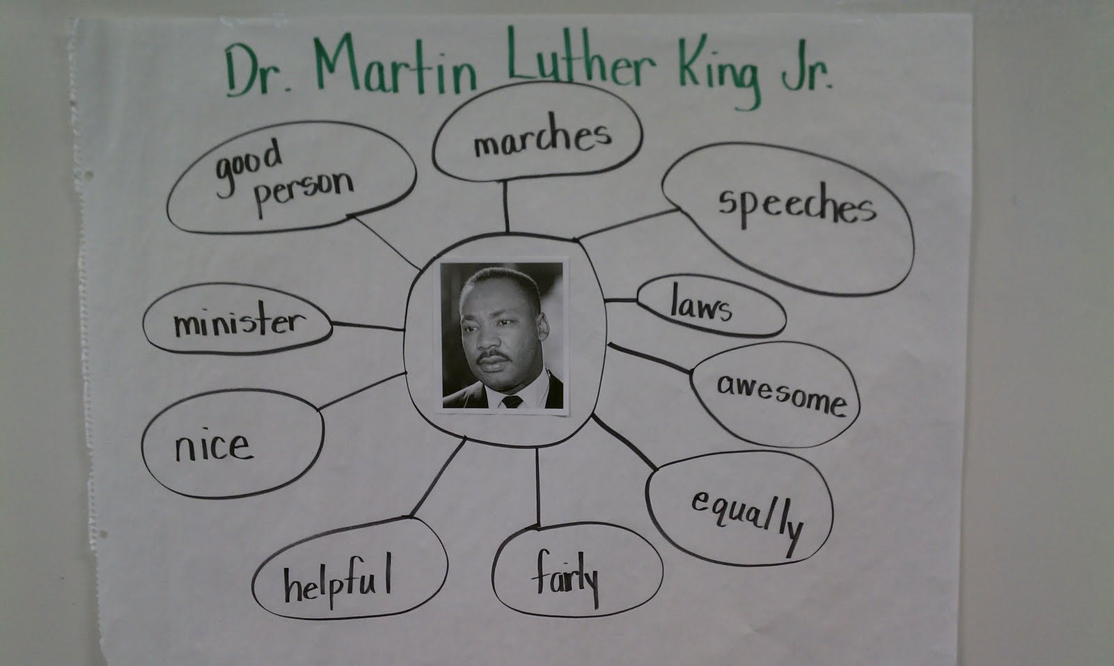 Funky First Grade Fun Mlk Activity Pictures