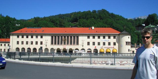 Berchtesgaden bahnhof
