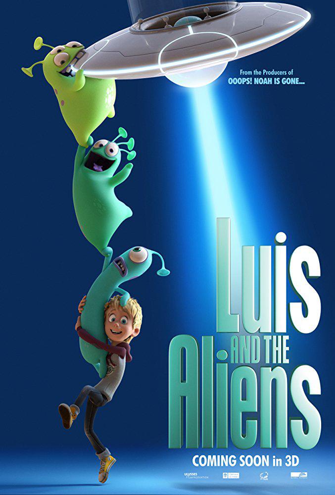 Luis Và Những Người Bạn Ngoài Tinh