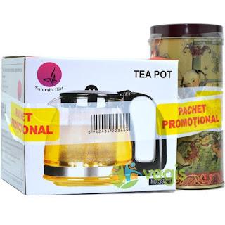 Ceai Iasomie +Ceainic  pachet prmotional vezi aici